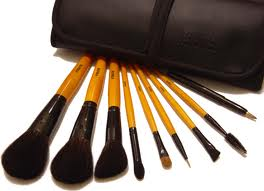 Makeup Brush Set, Make up Boxes